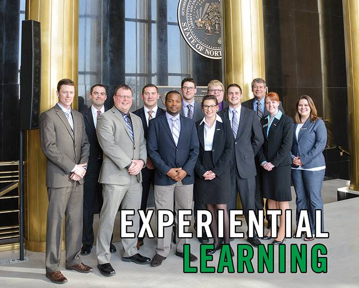 Experiential Learning - Legislative internship