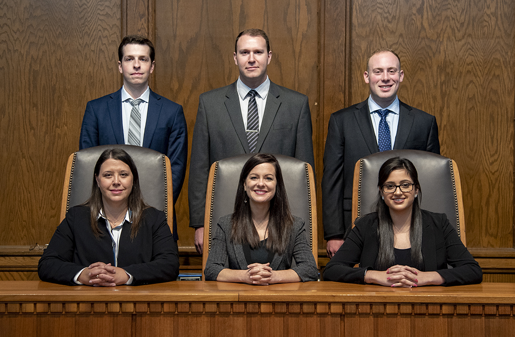 Criminal Law Association board 19-20