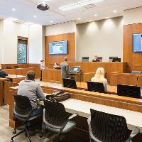 Teaching Courtroom